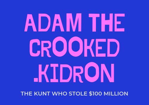 crookedkidron.com
